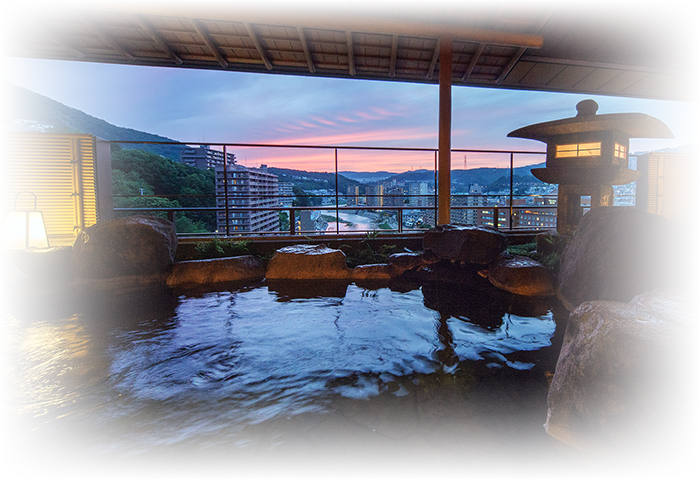 Takarazuka Onsen: A renowned hot spring with a history that dates back 700 years
